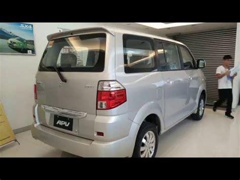 Suzuki Apv Silver suzuki apv glx with airbags review color silver