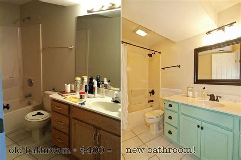 Bathroom Makeovers On A Budget by Budget Bathroom Makeover Matsutake