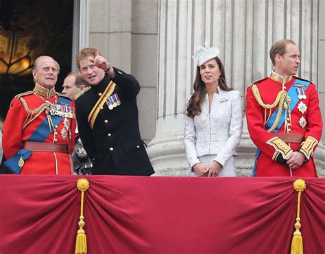 members of the british royal family image 8 trooping the colour 2014 london pictures