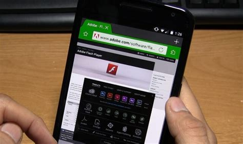 flash player android how to get adobe flash player for android free