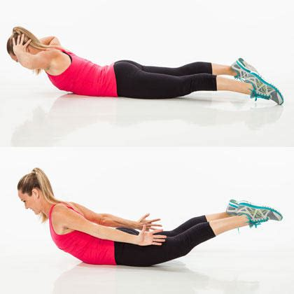 bodyweight workout the ultimate abs and back workout plan shape magazine