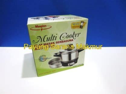 Multi Cooker Maspion Mec 1750 multi cooker maspion payung sarana makmur