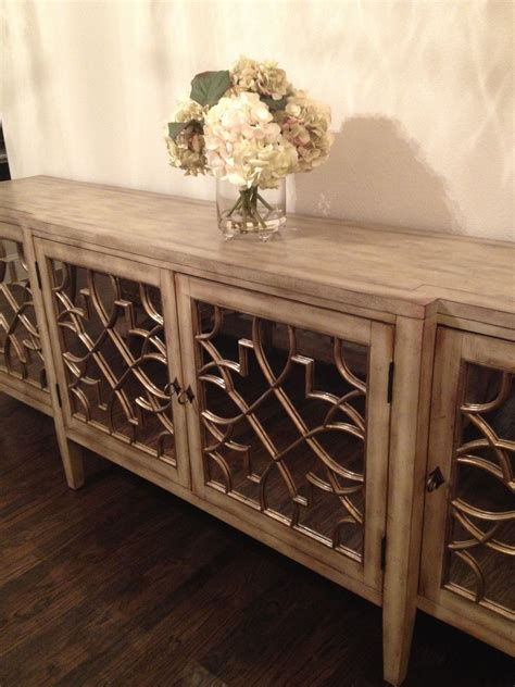 mirror buffet table mirrored buffet table for dining room home ideas