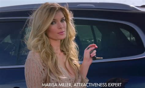 buick commercial actress wow supermodel marisa miller stars in new buick enclave ad