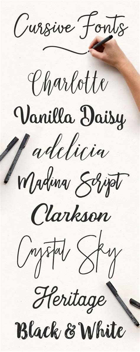 tattoo fonts loose cursive best 25 fonts cursive ideas on polices