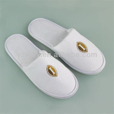 disposable hotel slippers high quality disposable hotel slippers with or anti