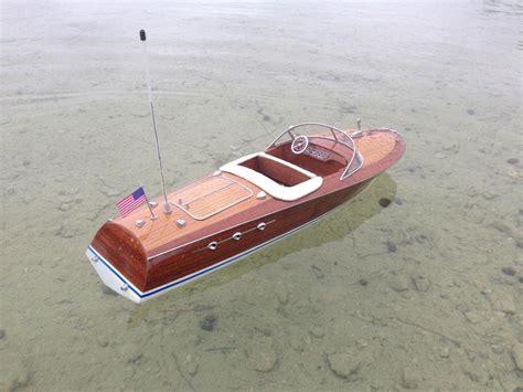 radio control chris craft boats pro boat volere 22 chris craft rc boat youtube