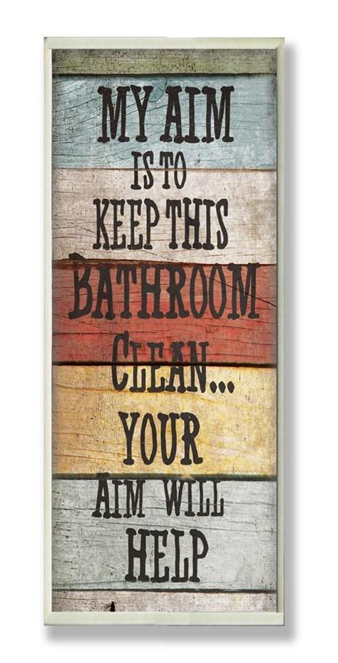 bathroom slogans 25 best ideas about bathroom signs on pinterest small