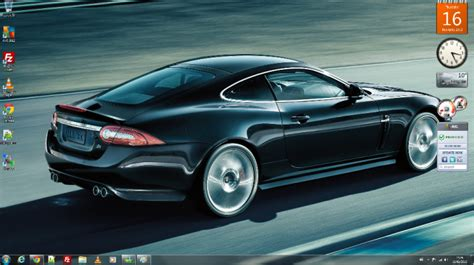 jaguar themes for windows 8 1 cars view classic car windows 7 theme