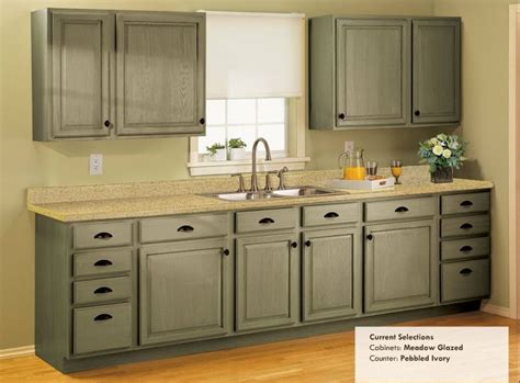 rustoleum kitchen cabinet rustoleum cabinet transformations meadow glazed is my