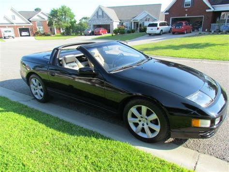 kelley blue book classic cars 2001 volvo s60 instrument cluster service manual 1994 nissan 300zx free air bags how to remove sell used 1995 nissan 300zx