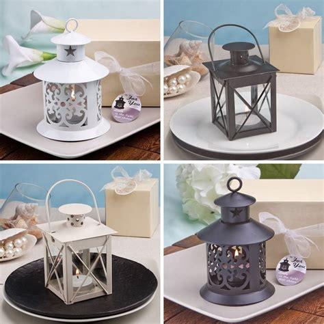 Wedding Favors Lanterns by Wedding Candle Favor 12 Lantern Candle Holders Wedding