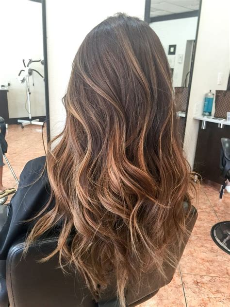 best partial caramel highlights the 25 best caramel balayage ideas on pinterest