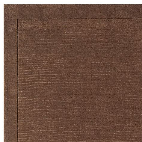 York Rugs by York Chocolate Rugs Plain Brown Wool Rugs From Only 163 33