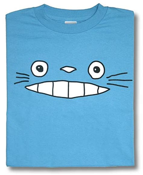 Rad Totoro Tshirt cheshire totoro thinkgeek