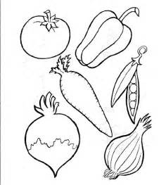 vegetables coloring pages free coloring pages of basket of vegetables