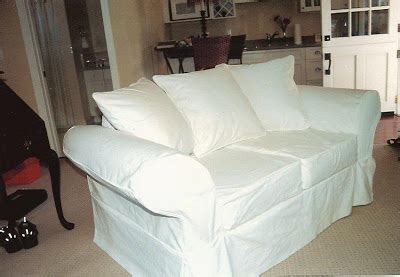 white denim slipcovers a little of this that and the other always popular white