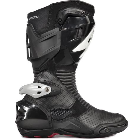 motorcycle track boots spyke totem 2 0 motorcycle boots sports race bike vented