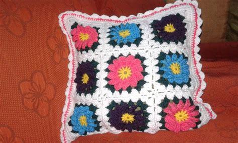 cuscini ad uncinetto copri cuscino ad uncinetto per la casa e per te