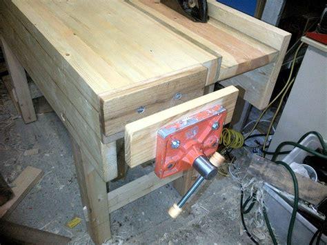paul sellers bench workbench ala paul sellers by rpd lumberjocks com