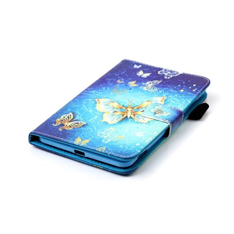 Pu Leather Syntetic Flip Book Cover Casing Samsung A5 2017 A520 stylish flip folio book pu leather cover stand for samsung galaxy tablets ebay