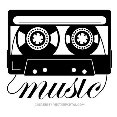 cassette clipart cassette clip free vector 123freevectors