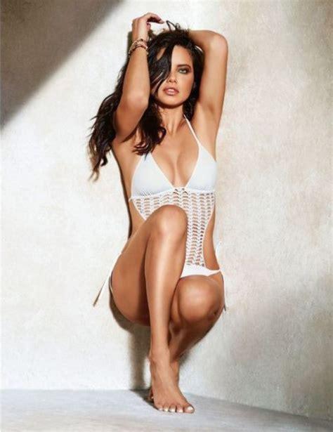 Adriana Lima, muse Calzedonia   Livealike