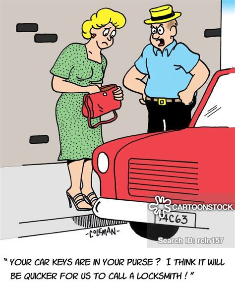 locksmiths cartoons  comics funny pictures
