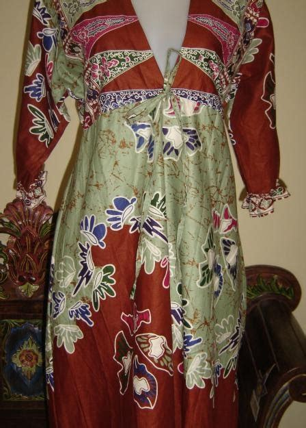 Preloved Kemeja Batik Semi Dress Wanita baju batik murah prom dresses 2012 and 2012 formal gowns
