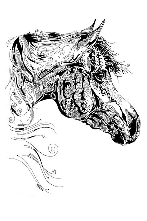 tattoo pen for livestock indian ink art on behance