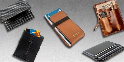 best wallets best minimalist wallets askmen