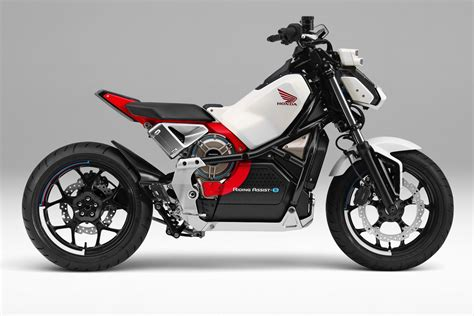 hunda motor honda assist e debuts concept electric motorcycle