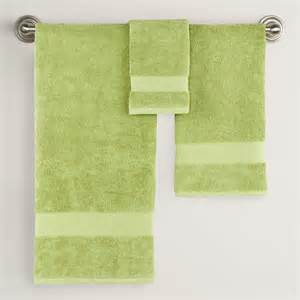 fern bath towel collection world market
