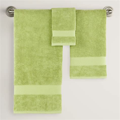 bath towels fern bath towel collection world market