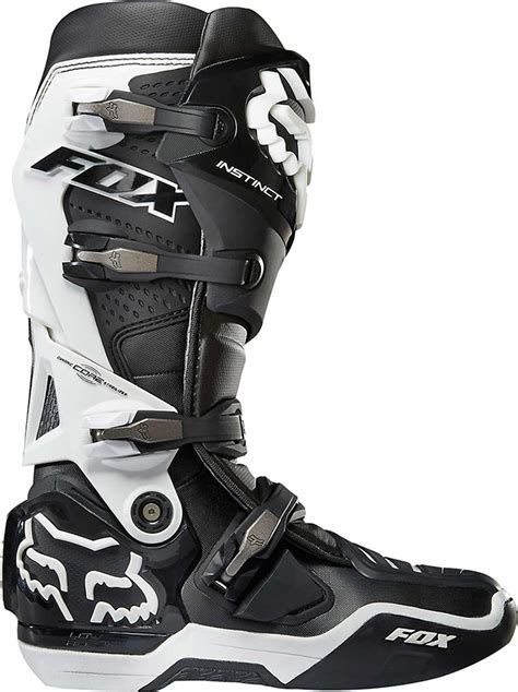 dirt bike riding shoes 2017 fox racing instinct boots mx atv motocross off road