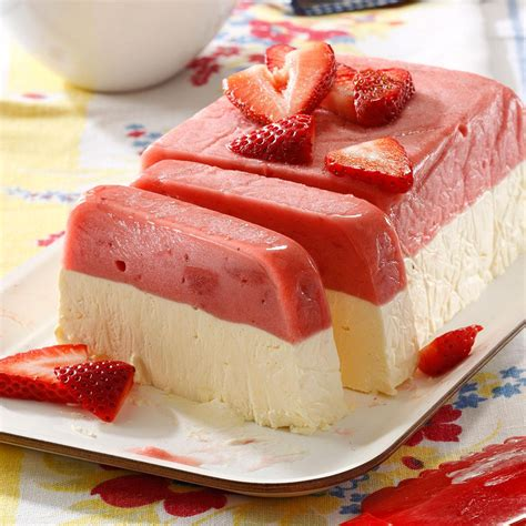 Get Rid Of The Summer Cake Look 2 by Strawberry Sorbet Sensation Recipe Taste Of Home