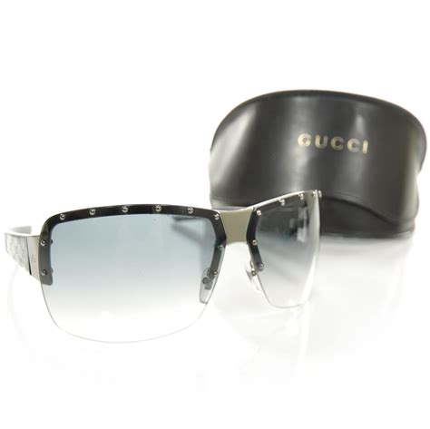 Studdef Sunglasses gucci studded sunglasses 1819s blue 22885