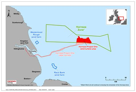 Farm Home Plans by Hornsea One Onshore Construction To Kick Off Offshore Wind
