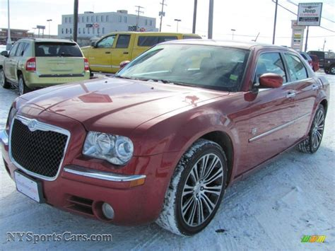 Chrysler 300 Dub Edition For Sale by 2008 Chrysler 300 Touring Dub Edition In Inferno
