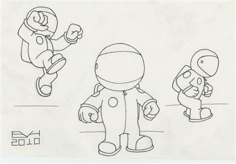 how to create animated doodle doodle 323 animated spaceman doodle a day