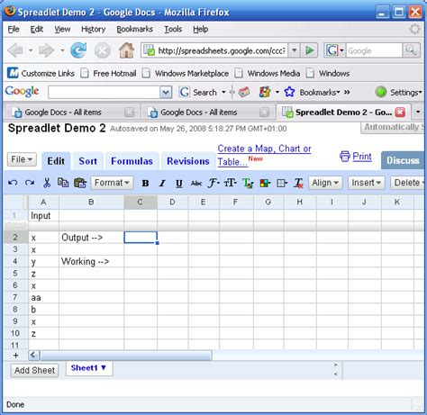 Components Of A Spreadsheet by Spreadsheet Components Spreadsheets And Code Reuse