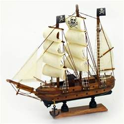 model pirate ship adult theme party decorations