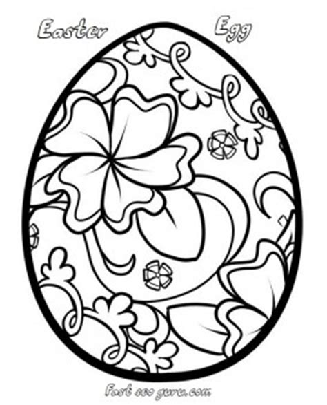 Print Out Easter Egg Decorating Coloring Pages Printable Easter Coloring Pages To Print Out