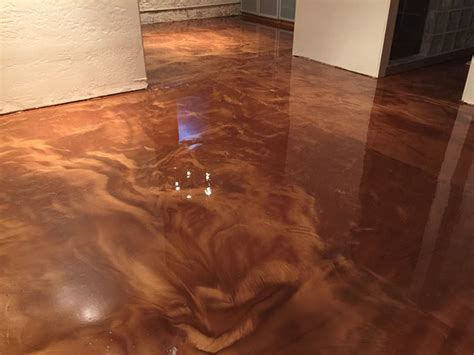 Metallic Epoxy Floors: How to Install, Control and