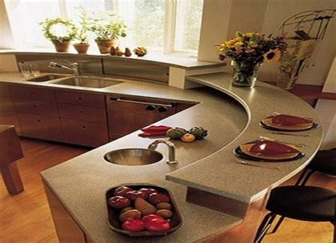 unique kitchen countertop ideas 15 best kitchen breakfast counters images on