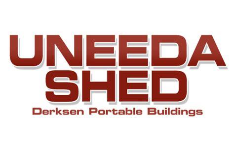 Uneeda Shed by Uneeda Shed Deridder La