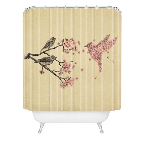 bird shower curtains 25 best ideas about bird shower curtain on pinterest
