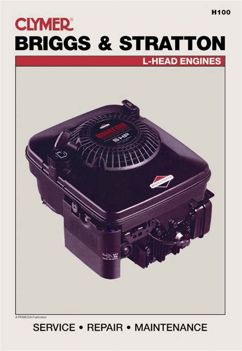 1996 And Earlier Briggs Amp Stratton L Head 2 0 12 5 Hp
