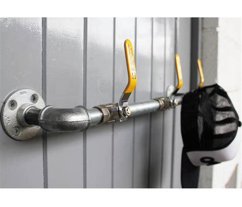 industrial steel wall hook  industrial  design