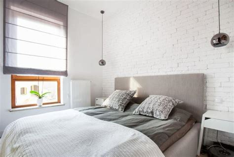 white bedroom walls white brick walls in 25 contemporary bedrooms rilane